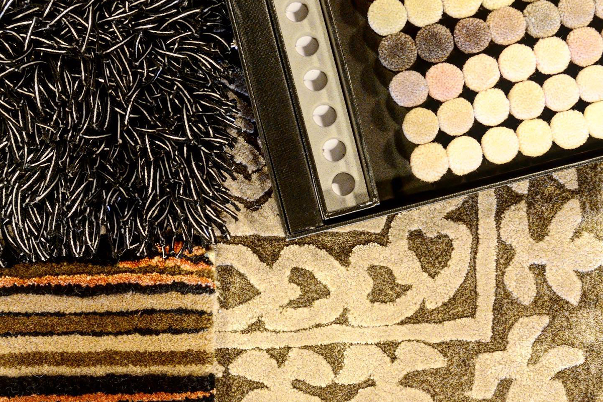 Different Rug Materials